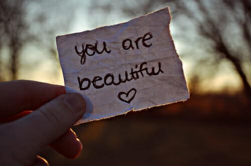 you are beautiful self love beauty