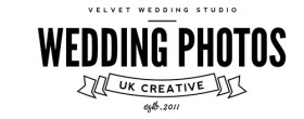 Velvet wedding Studio-photos