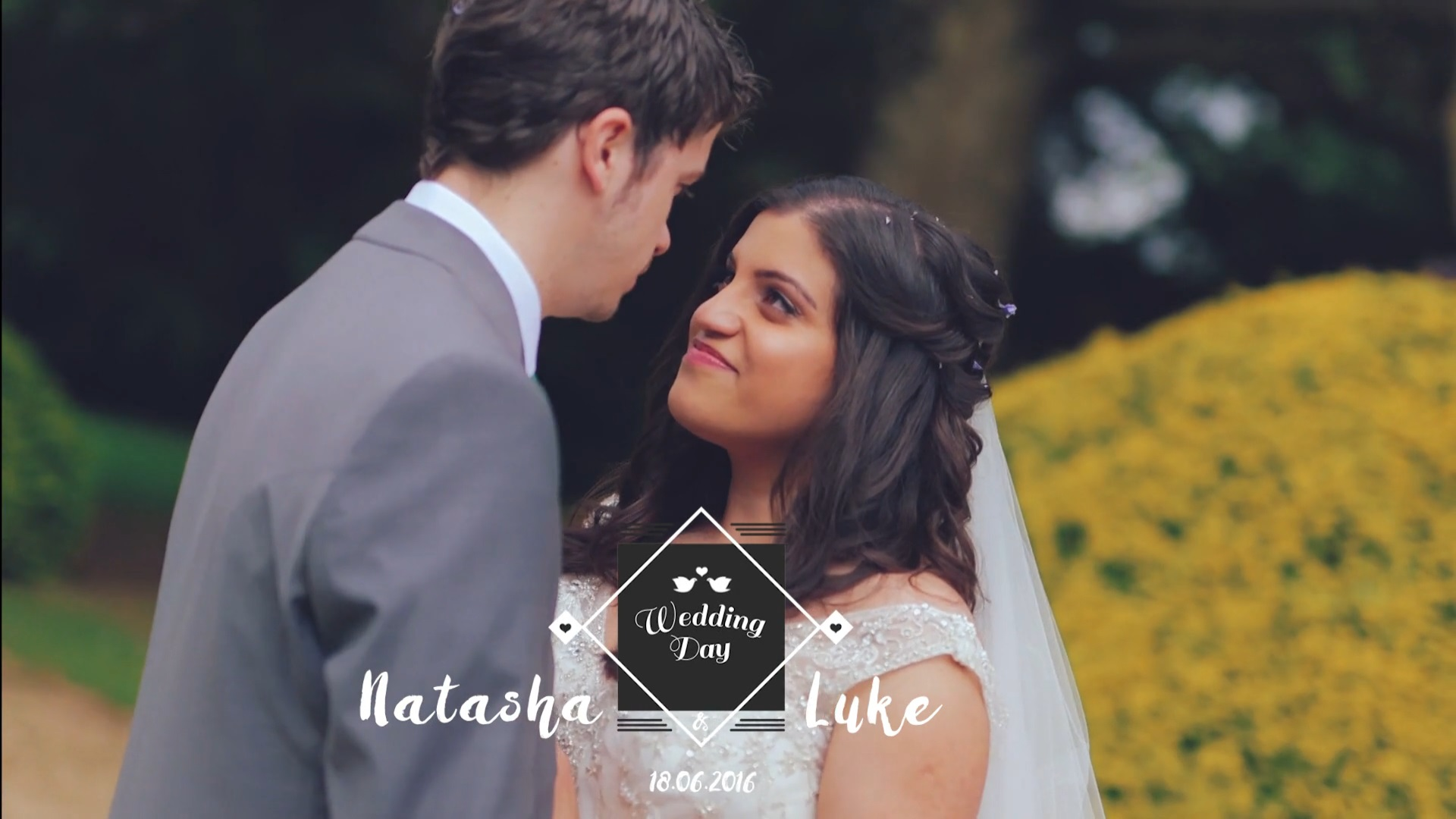 Natasha & Luke's Wedding Film