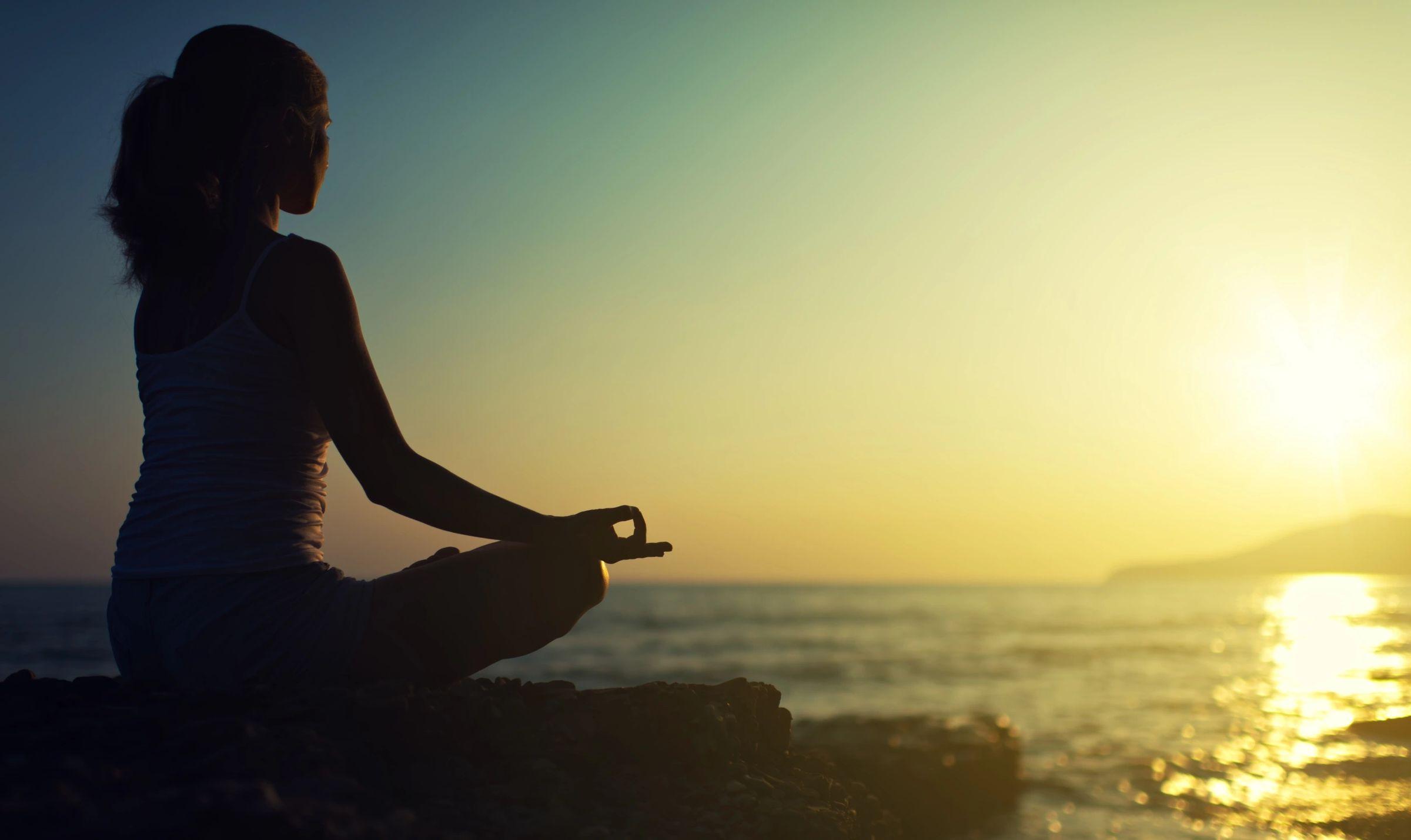 Meditation is powerful