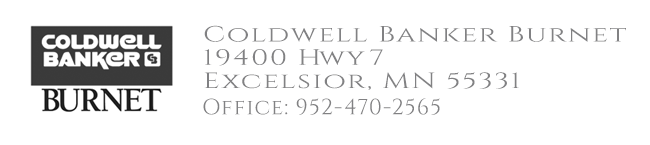 Coldwell Banker Burnet – 19400 Hwy 7, Excelsior, MN 55331 – Office: 952-470-2565