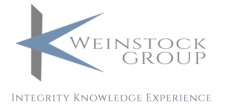 Weinstock Group – Integrity, Knowledge, Experience