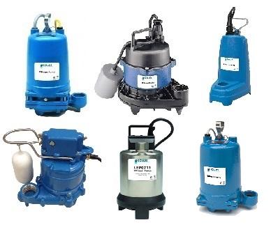 Goulds Effluent Pumps