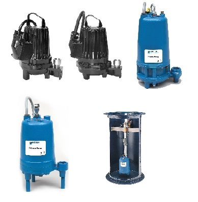 Goulds Grinder Pumps