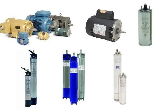 Water Pump Motors