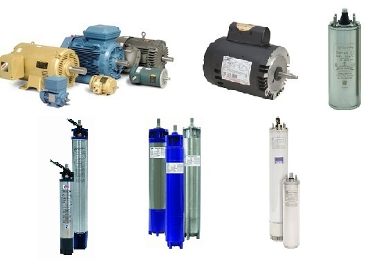 Water Pump Motors