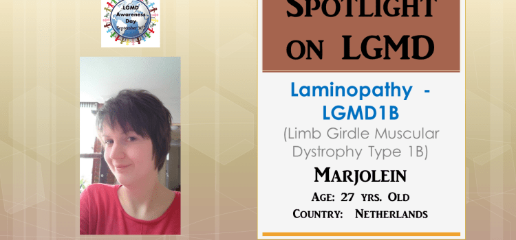 INDIVIDUAL WITH LGMD:  Marjolein