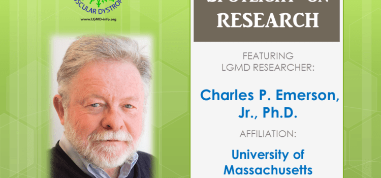 LGMD RESEARCHER: Charles P. Emerson, Jr., Ph.D.