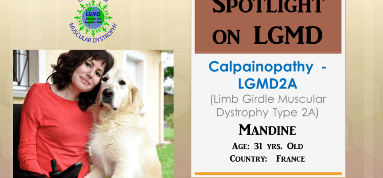 INDIVIDUAL WITH LGMD:  Mandine