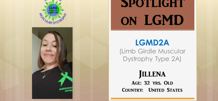 INDIVIDUAL WITH LGMD:  Jillena
