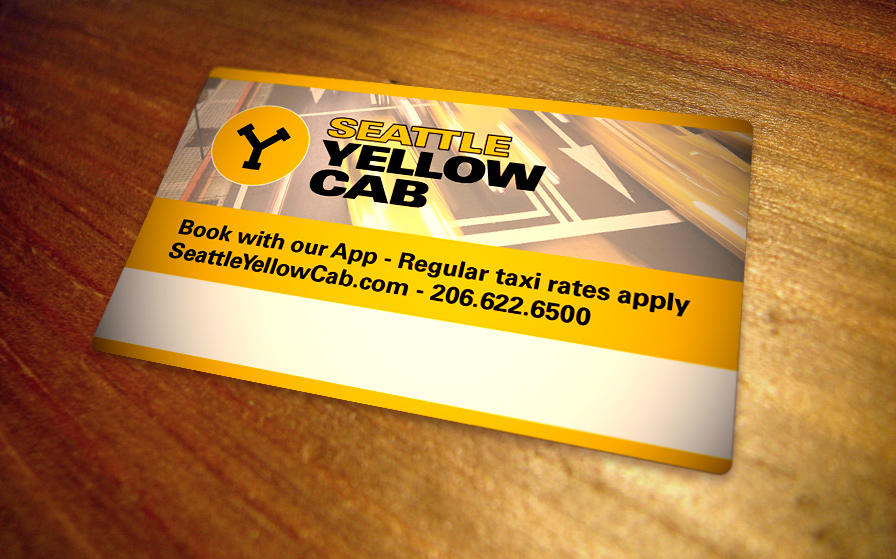 Seattle Yellow Cab