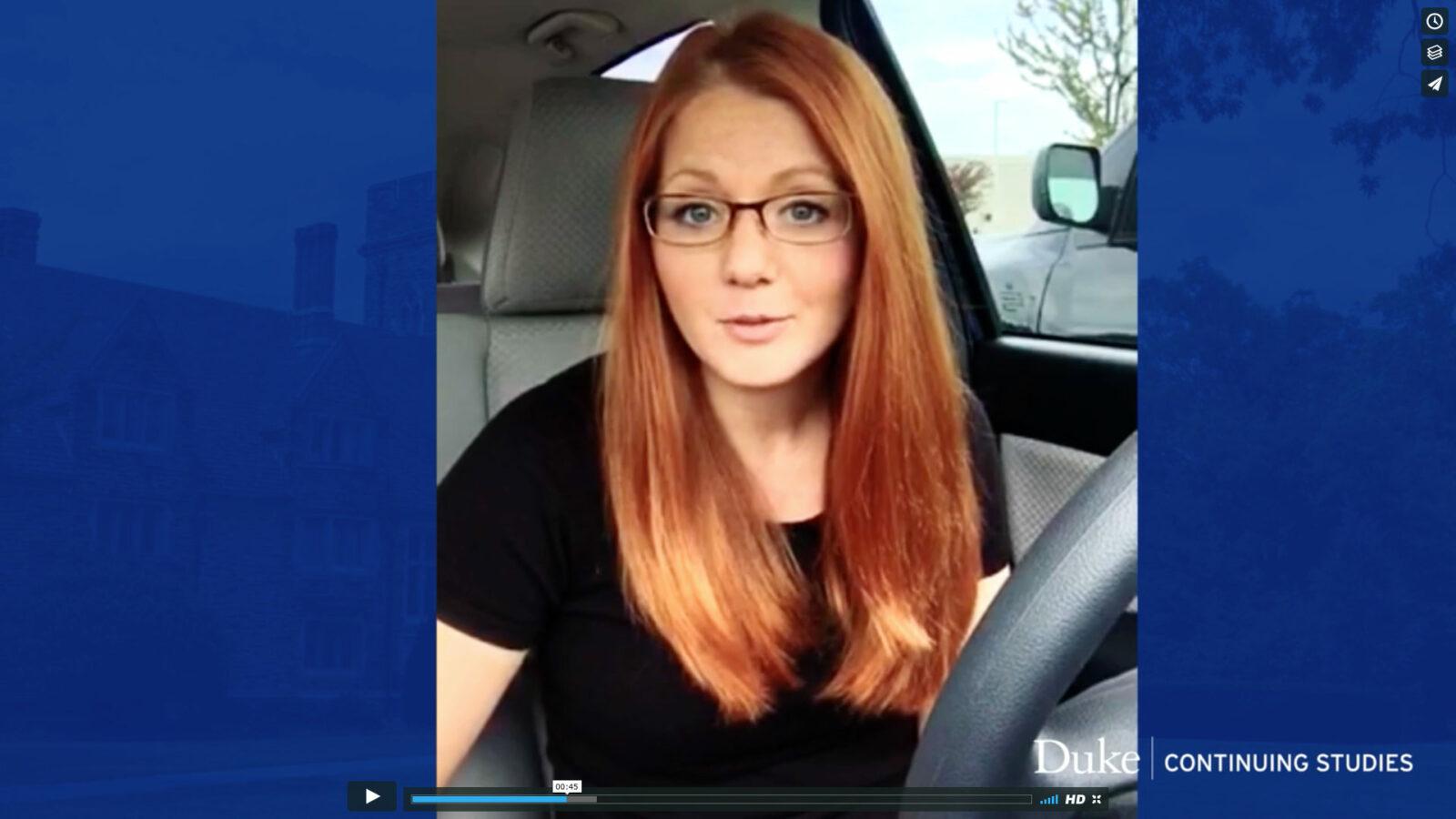Simplilearn + Duke University Continuing Studies Video