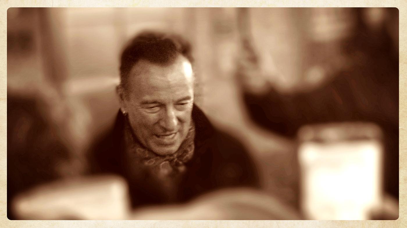Bruce Springsteen on Broadway : 1.12.2018
