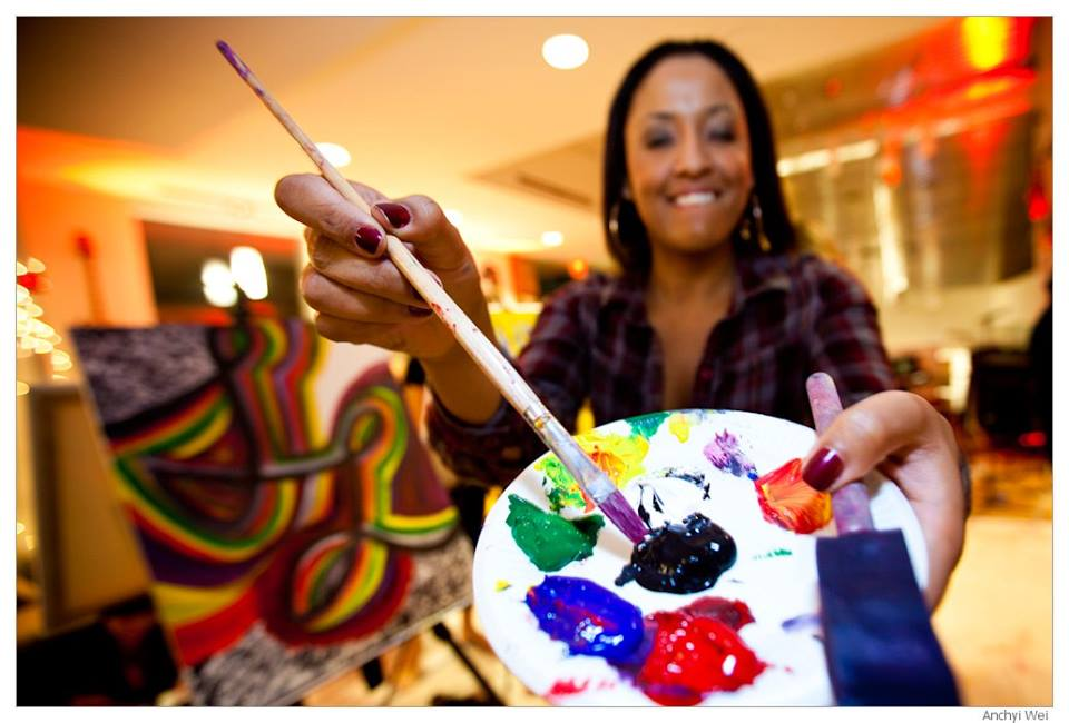 ArtJamz Paint Parties in Washington DC
