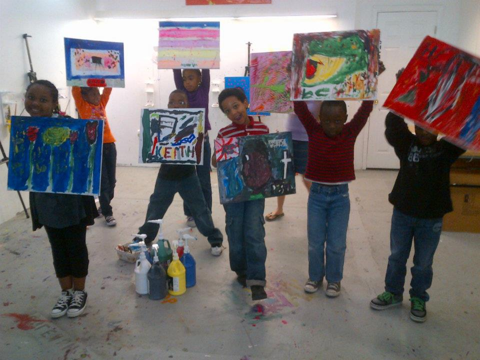 Paint and Sip Kids Paint Parties and Birthday Paint Parties at ArtJamz ®