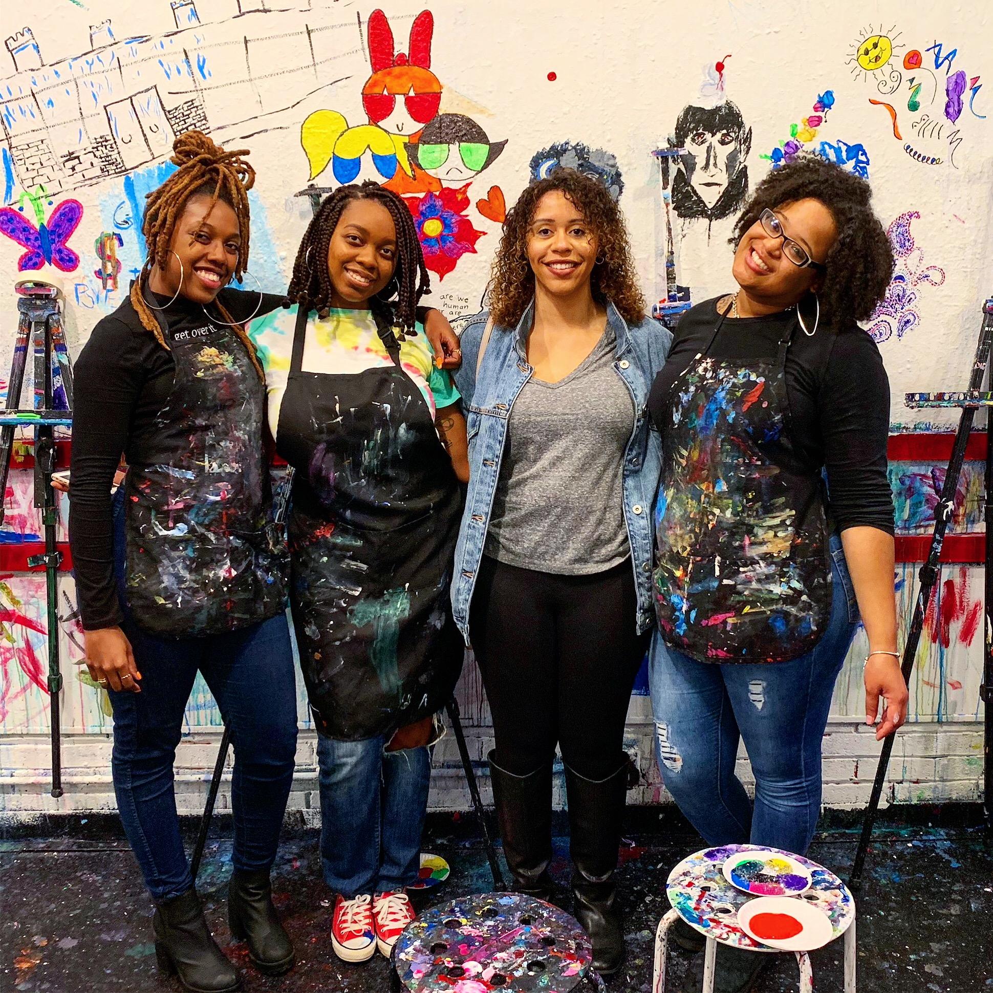 Graffiti Party