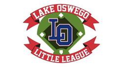 Lake Oswego Little League logo