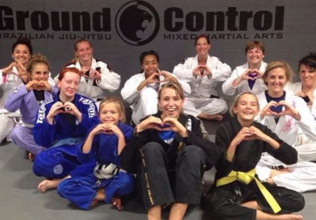 Ground Control Jiu-Jitsu Ladies Class