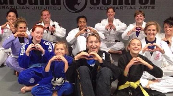 Ground Control Jiu-Jitsu Ladies Class