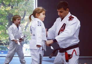 Ground Control Little Champions Kids Class