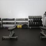 Ground Control Gym Weights