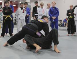 Ground Control Brazilian Jiu-Jitsu Fundamentals