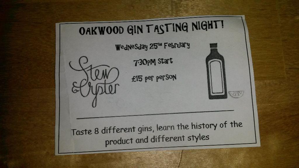 Gin, Gin Tasting Beefeater , Bombay Sapphire, Tanqueray, Hendricks, No 209, Hayman's old Tom, Bols Genever