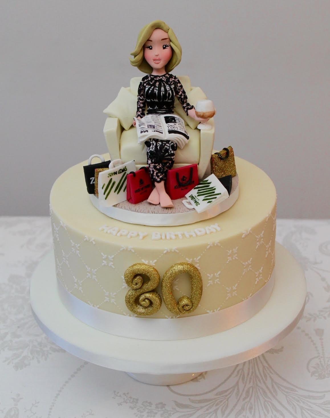 cake stencil camile