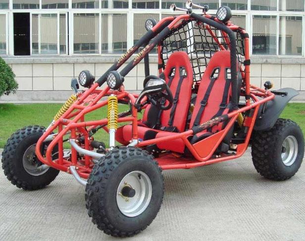 GK Spider 150cc Go Cart