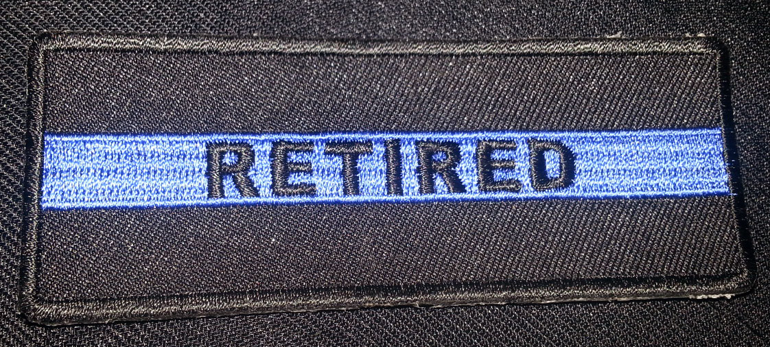 """""""Retired"""" patch"""