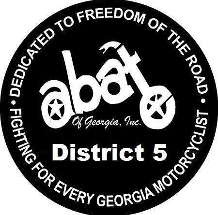 "ABATE of GA ""D5"" Day Ride to Backstreet BBQ/Road Captain & Ride Planning Training – 5/7/17"
