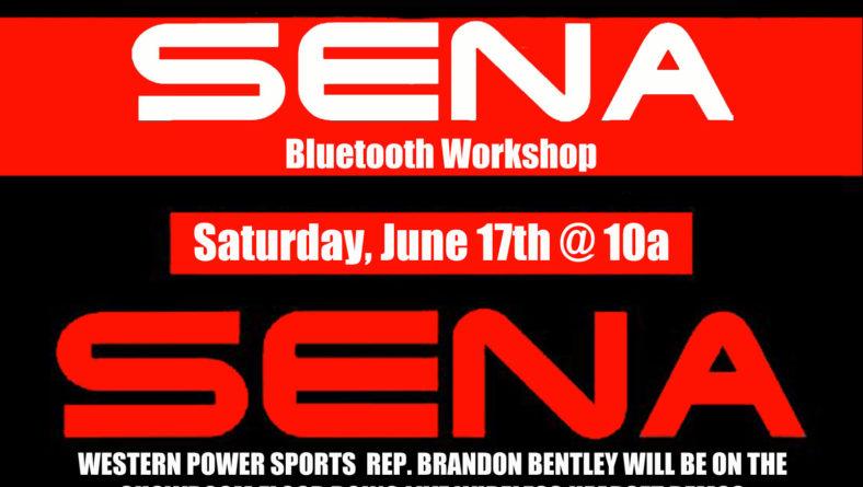 SENA Bluetooth Workshop