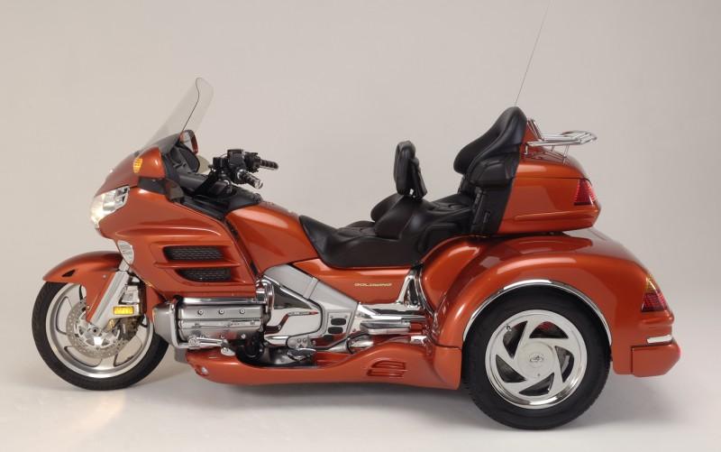 CSC Cobra XL Trike (fits 2001 to 2010 Honda GL1800 Goldwings)