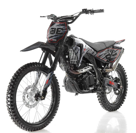 Apollo DB-36 250cc 5-Speed Dirt Bike
