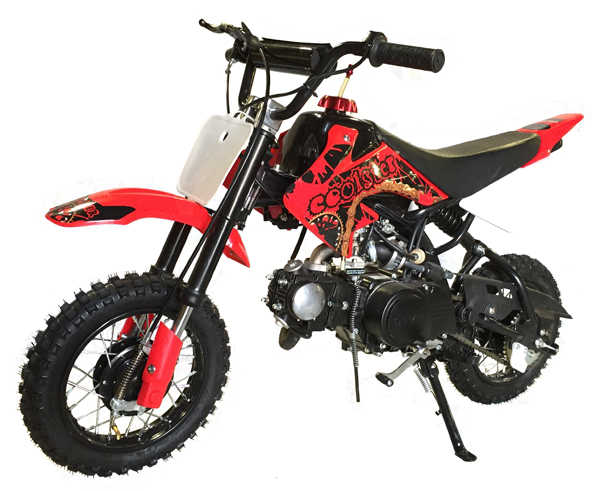 QG 210 70cc Dirt Bike