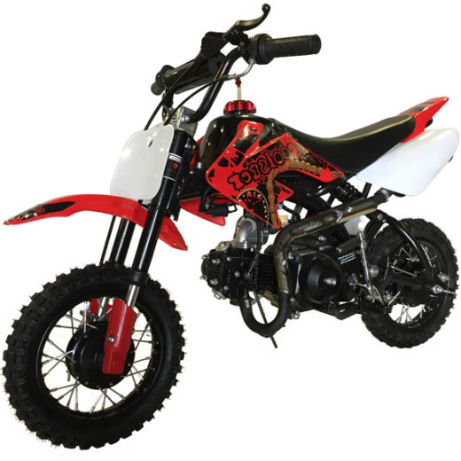 QG 213-A 110cc Dirt Bike