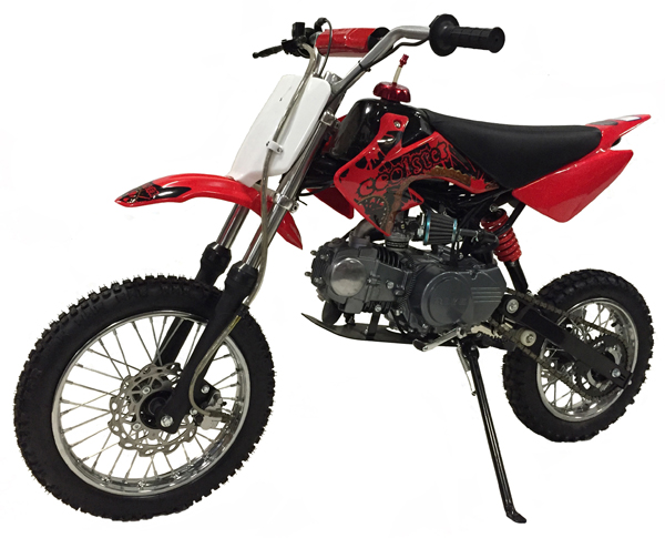 QG 214-S 125cc Dirt Bike