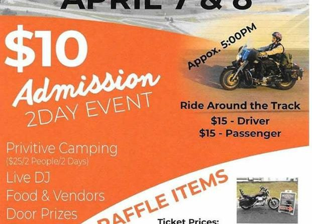 ABATE of GA Rally & Ride – Sat., April 7th to Sun., April 8th