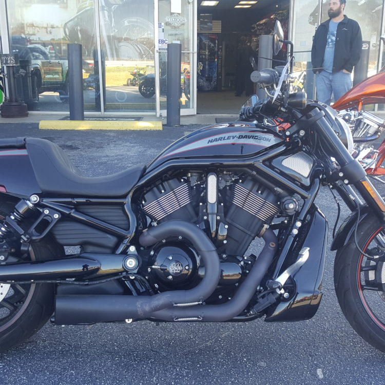 2012 Harley-Davidson VRSCDX Night Rod Special