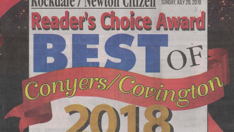 Rock City Cycles voted #1 Motorcycle Dealer in Rockdale/Newton Counties for 2018.  Congratulations Team RCC!!!