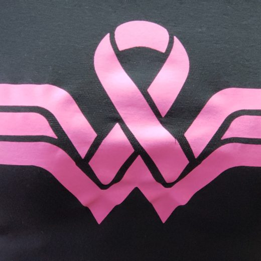 Rock City Cycles 'Breast Cancer Awareness' Short Sleeve / Long Sleeve Tee