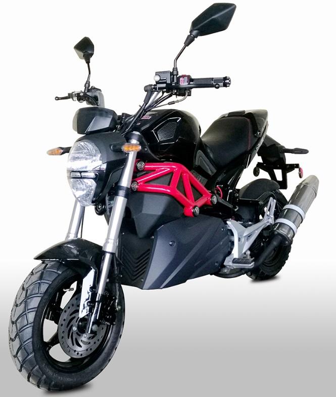 Gator 150-E2 150cc Scooter – Rock City Cycles