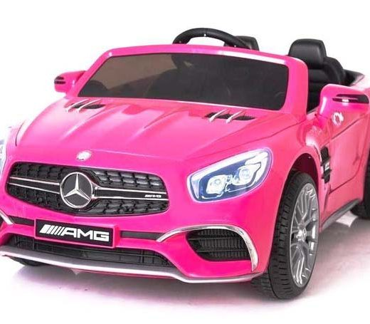 Mercedez Benz AMG SL65 Remote Control Ride-On Car