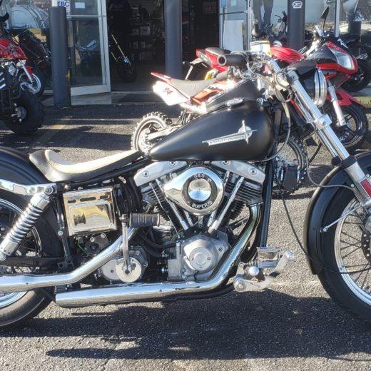 1979 Harley-Davidson Low Rider FXS1200