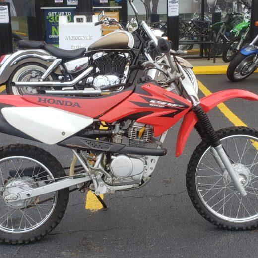 2006 Honda CRF100F
