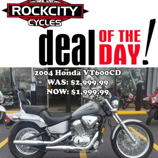 2004 Honda VT600CD