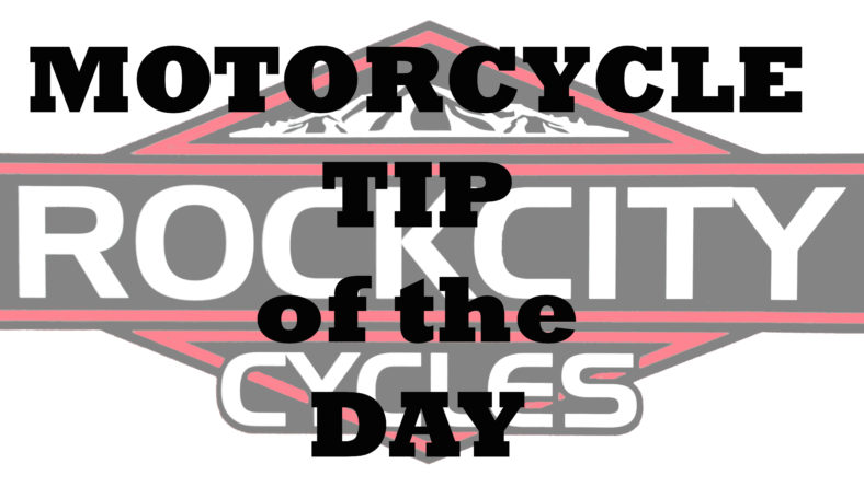 ROCK CITY CYCLES / ABATE of GA #D5CrewGA Motorcycle Tip of the Day – 6/14/19