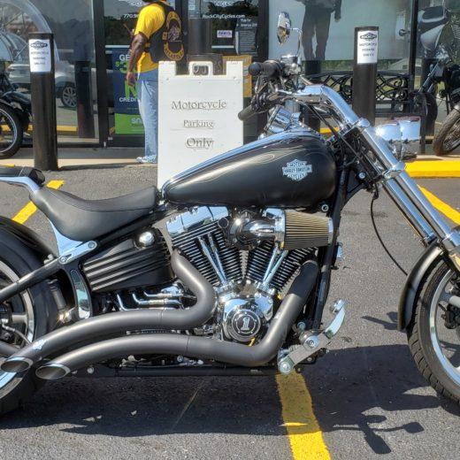 2010 Harley-Davidson FXCWC Rocker Softail