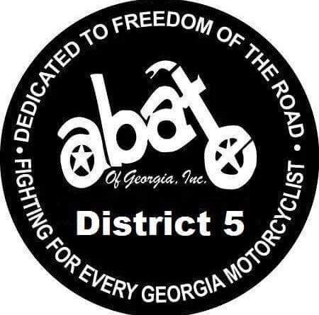 ABATE of GA #D5CrewGA Monthly Member Meeting – Sun., June 23, 2019