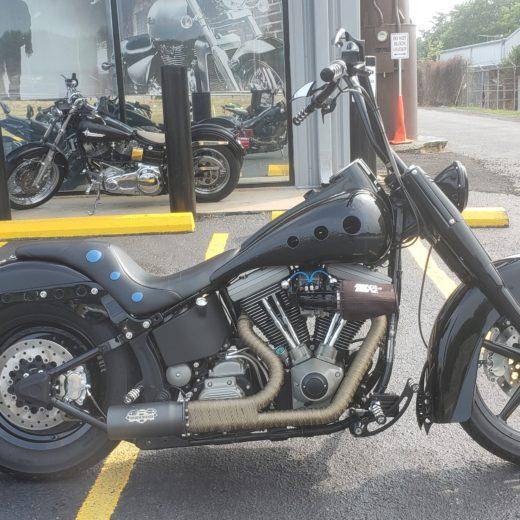 1999 Harley-Davidson FLSTC Heritage Softail Classic